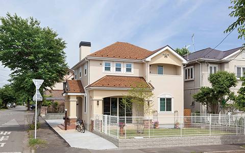 イギリスで見たレンガスタイルのサービス付高齢者住宅