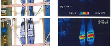 3MのVAX V-RECKSツーバイフォー工法用制振装置