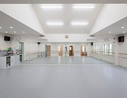 E.J様 バレエ教室