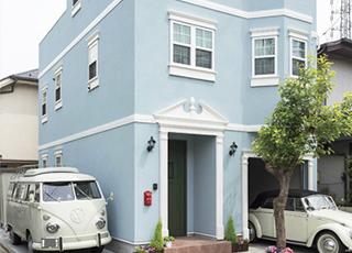 Garage House