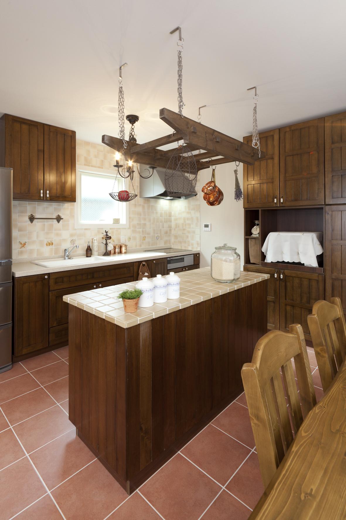 キッチン実例のご紹介