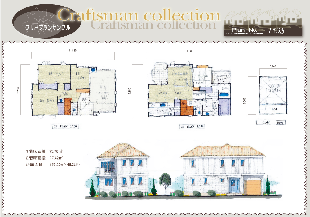 Craftsman collection 153S