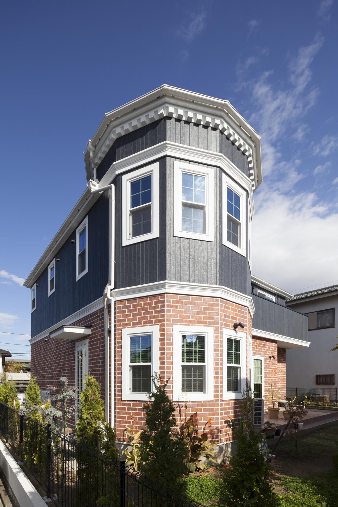 スタイル多彩に憧れのレンガの家
